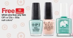 ella mila nail polish at target