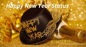 happy new year status quotes wishes brainy status