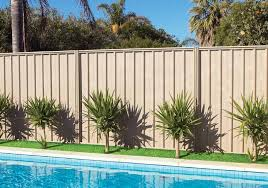 fencing boundary pool fences huge