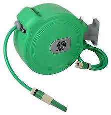 water hose wall mounted hose reel