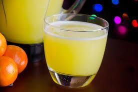 homemade orange electrolyte drink recipe