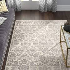 roisin gray ivory area rug area rugs