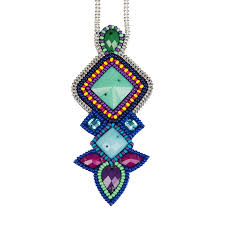 handmade zanzibar necklace oliver bonas