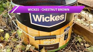 Wickes Fence Stain Youtube