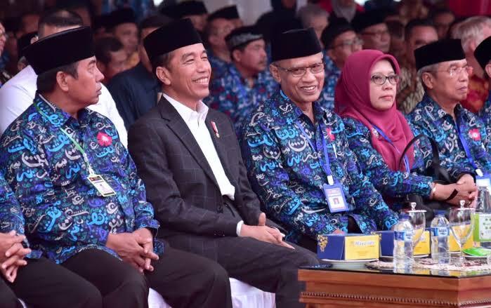"""Image result for Haedar Nasir dan jokowi"""""""