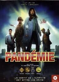 Pandémie | Across the Board Game Cafe
