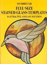 full size stained glass templates 16