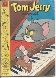 Tom and Jerry #103 - Golden Age - Feb., 1953 (VG) / HipComic