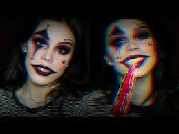 mime jester makeup tutorial