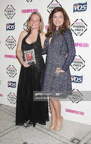 Ultimate Fundraiser winner Polly Brooks and presenter Karren Brady... News  Photo - Getty Images