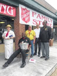 Salvation Army opens new thrift store - Portsmouth Daily Times