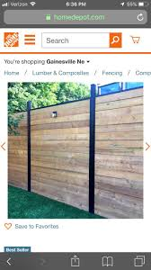 Wood Fence Install Looking For Someone That Could Do This Or Is Familiar With Slip Fence Any Recs Gnv