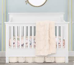 monique lhuillier bouquet crib bedding