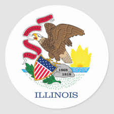 Chicago Flag Stickers 100 Satisfaction Guaranteed Zazzle
