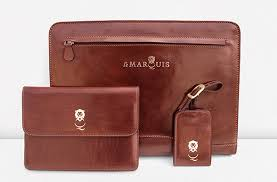 handcrafted corporate leather gifts