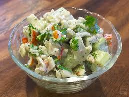 Imitation Crab Salad Recipe: How to ...
