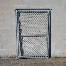 Hoover Fence Chain Link Dog Kennel Panels W Gates Heavy Grade Hf20 Frame W 9 Ga Fabric Hoover Fence Co