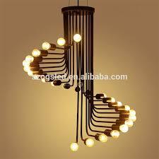 ceiling lamp chandelier black