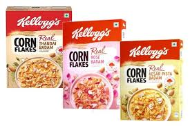 authentic indian flavored cornflakes