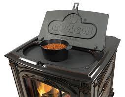 napoleon fireplaces wood stove