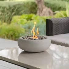terra flame zen gel fuel tabletop fire