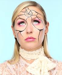 40 fresh pretty halloween makeup ideas