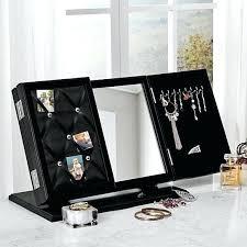 mirror jewelry storage bethelhitchcock co