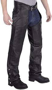 com viking cycle leather chaps