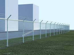 Premium Chain Link Fence 500 Linear Feet Temporary Fence