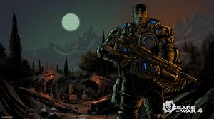 gears of war 4 wallpaper 2560x1440