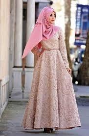 Yang pertama ialah tampil moden dan yang kedua tampil islami kekinian namun tentu saja jangan dipaksakan pindah haluan jika sudah berhijab sebisa mungkin konsisten. Wah Dress Brokat Modern Dengan Hijab Benar Benar Kece Buat Kondangan Intip Padu Padannya Di Sini Ladies