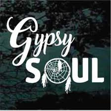 Gypsy Soul Decals Stickers Decal Junky