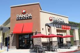 Executives from Panda Restaurants ...