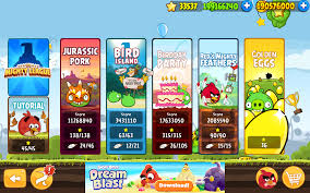 Angry Birds Classic 8.0.3 Mod (Unlimited Gems& Coin,All Level ...