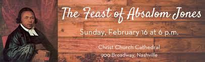 The Feast of Absalom Jones