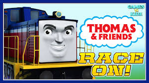 Thomas & Friends Race On: The Great Race Ivan - Thomas Train App ...