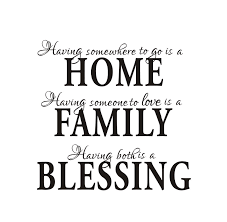 Home Family Blessing English Quote Saying Poetry Wall Decals Bedroom Sitting Room Best Waterproof Home Decor Vinyl Art Decals Vinyl Transfer Decal Vinyl Vehicle Decalsvinyl Wall Stickers Uk Aliexpress