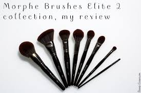 morphe brushes elite 2 collection my
