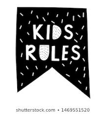Kids Room Rules Images Stock Photos Vectors Shutterstock