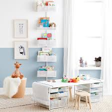 Elfa Kids Playroom Storage The Container Store
