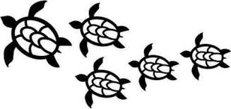 Compare Prices On Cartoon Sea Turtle Online Shopping Buy Low Price Cartoon Sea Turtle At Factory P Hawaiian Tattoo Half Sleeve Tattoos Ocean Turtle Silhouette