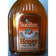 sue bee honey orange blossom calories