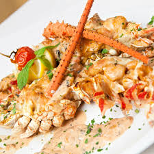 Lobster Thermidor With Bechamel Sauce