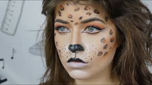 leopard makeup tutorial you