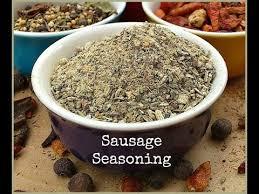 how to make sausage seasoning perfect