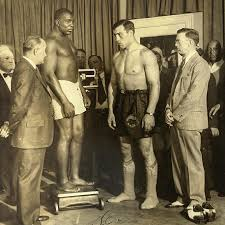 Fixed! Primo Carnera vs. George Godfrey (6/23/1930) & other bouts – The  View from Inside and Outside the Ropes