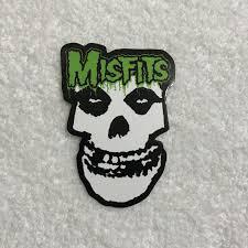 Misfits Sticker Shipped Via Usps Letter Depop