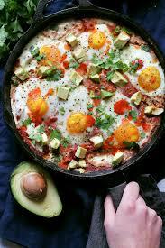 Refried Beans & Egg Skillet Bake ...