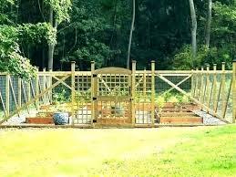 Cheap Garden Fence Ideas Kayleeinterior Co