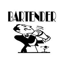 Bender Bar Vinyl Sticker